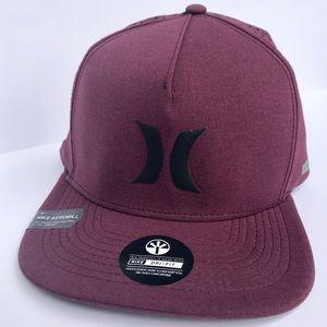 info for 01cbf 523ec Hurley Accessories - Hurley Dri-Fit Icon 3.0 Nike Flexfit Snapback Hat